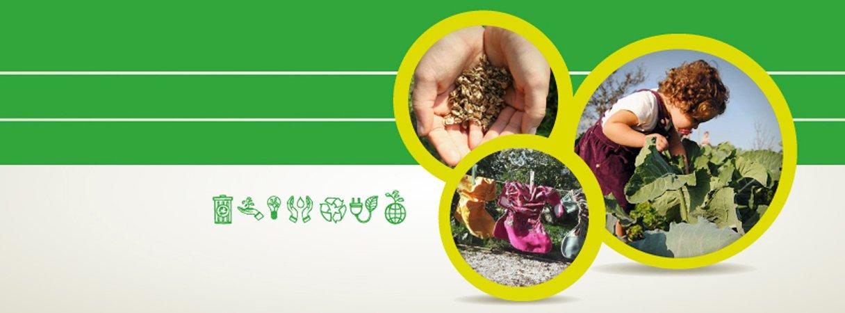 1 eco-azione al giorno, 1 mese di eco-azioni, #30ecodays!